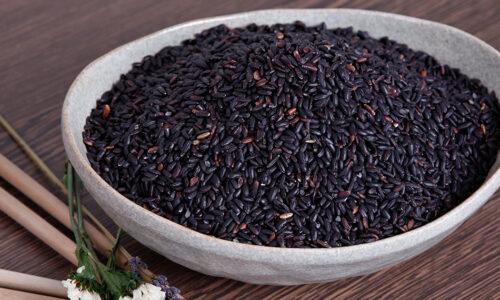 8 lợi ích tuyệt vời của gạo đen mà bạn chưa biết