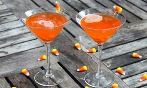 Cách làm ly nước ép vải (Cocktail Martini) uống quá đã!
