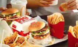 Đồ ăn nhanh McDonald có độc hại không?