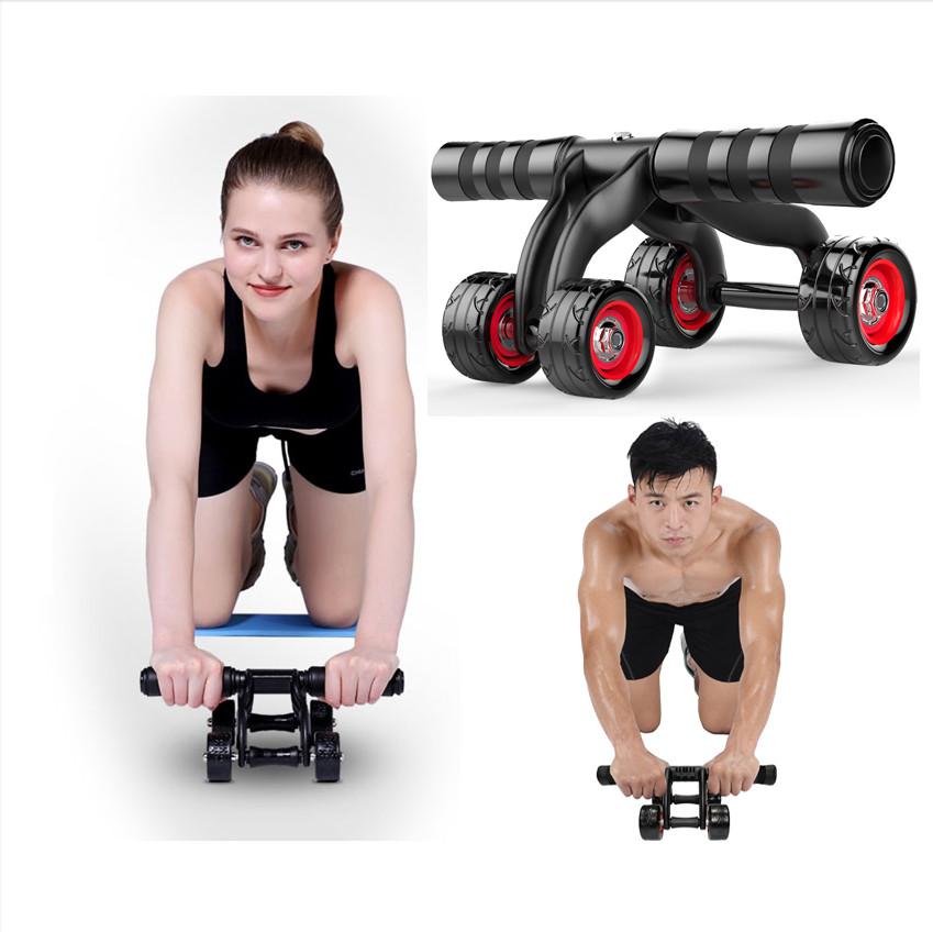 Bạn cần nắm rõ cách tập con lăn tập bụng 4 bánh để sớm thấy rõ thay đổi về thể lực