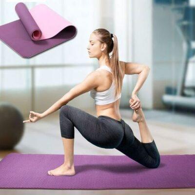Kích thước thảm tập Yoga tiêu chuẩn – Hướng dẫn và lưu ý khi mua 2021