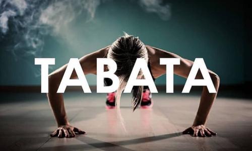 Tabata là gì? - Lợi ích của bài tập luyện Tabata giúp giảm mỡ toàn thân