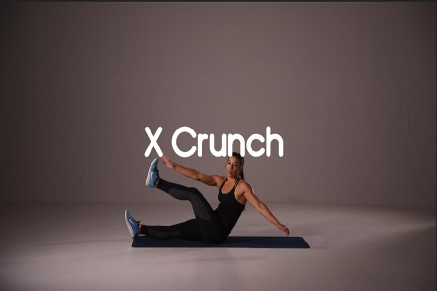 Bài tập X Crunch