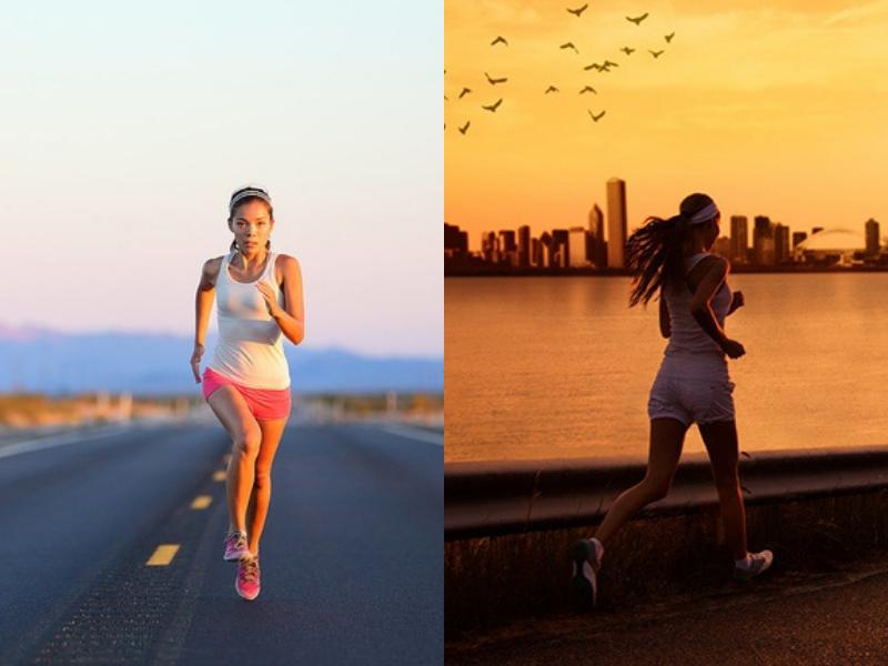 Chạy bộ buổi sáng có giảm mỡ bụng-2