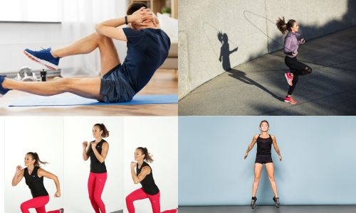 5 bài tập cardio đốt mỡ thừa giúp bạn lấy lại vóc dáng