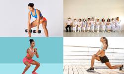 5 bài tập giảm mỡ mông dễ thực hiện
