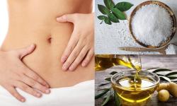 Bài tập massage tan mỡ bụng nhanh chóng hiệu quả
